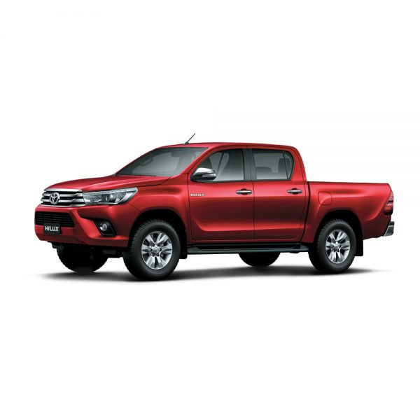 HILUX 2 red